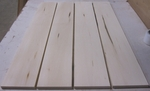 Basswood  4/4 S2S KD - Four Pcs