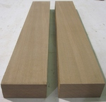 Sapele 12/4 S2S KD - Two Pcs