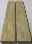 Canarywood 8/4 S2S KD - Two Pcs