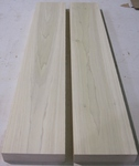 Poplar 8/4 S2S KD - Two Pcs
