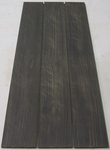 Ebony Macassar Fret Board Stock S2S KD - Three Pcs