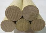 "Red Oak Dowels 1"" x 4' - Five PCS"