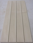 Hard Maple Fret Board Stock S2S KD - Four Pcs