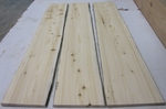 White Cedar 4/4 S2S KD/Live Edge - Three Pcs