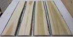 White Cedar 4/4 S2S KD/Live Edge - Four Pcs